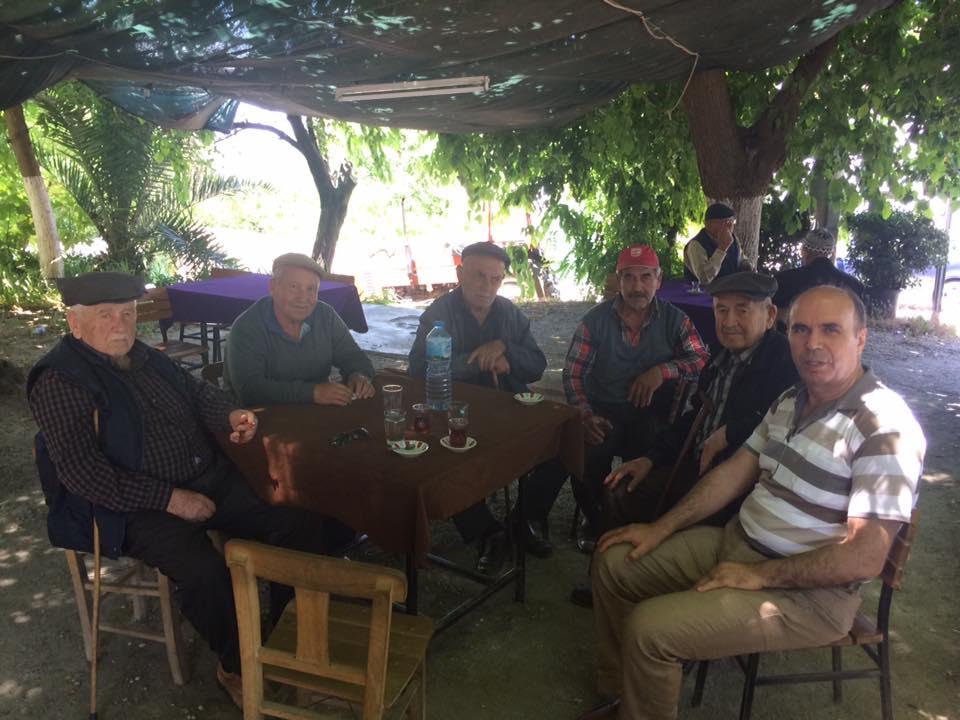 Gjurma Shqiptare nga Fshatrat Büyükale, Kurşak dhe Işıklar  Tire-İZMİR (Me Qamil Bytyqi)