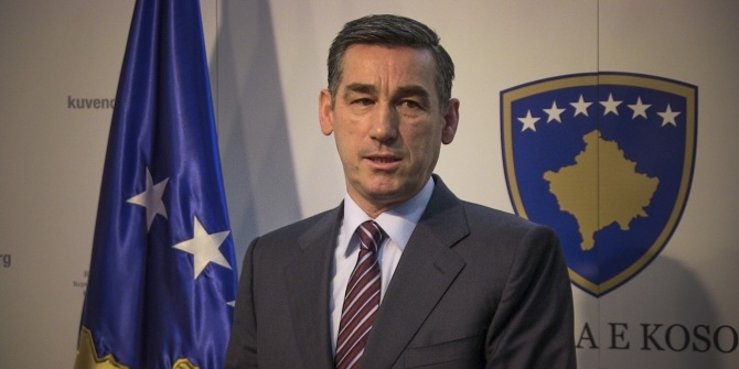Veseli; AB ve NATO, Kosova'nın entegrasyonunu destekliyor.