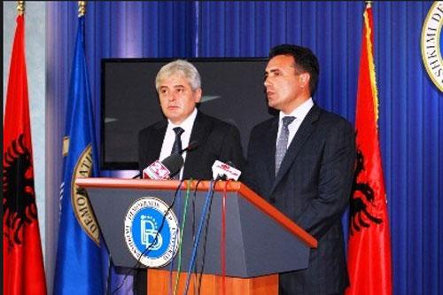 Haziran Başı Makedonya'da Hükümet Göreve Başlıyor.