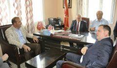 Kosova Büyükelçisinden Adana ve Mersine Ziyaret.