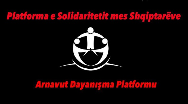 Arnavut Dayanışma Platformu Kuruldu