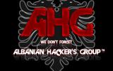 Arnavut Hackerlar Saldırıya Geçti