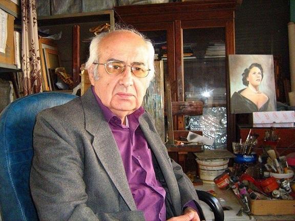 Ressam Haşim Şentürk
