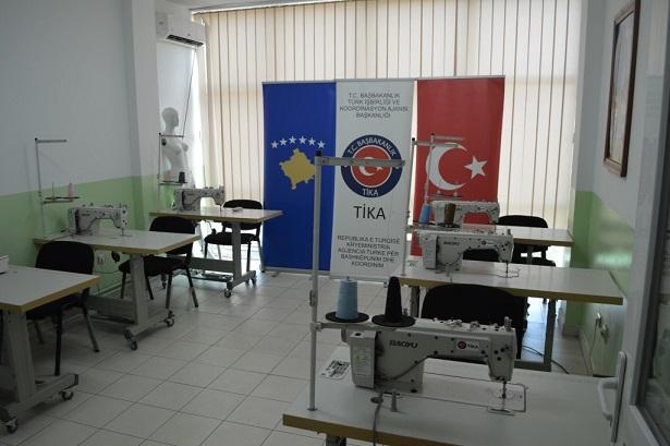 TİKA Kosova'da Kadın İstihdamını Destekliyor