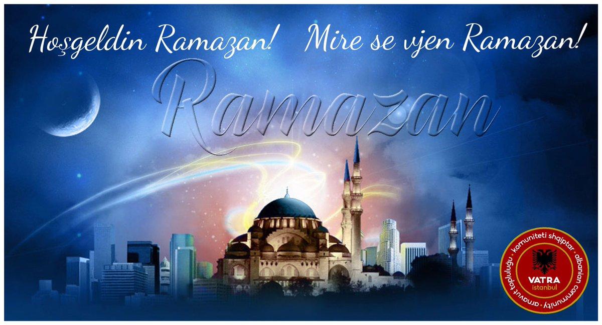 Vatra İstanbul – Geleneksel Ramazan İftarı