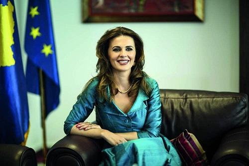 Vlora Çitaku; Sırbistan Kosova'yı Devlet Olarak Kabul Etmelidir