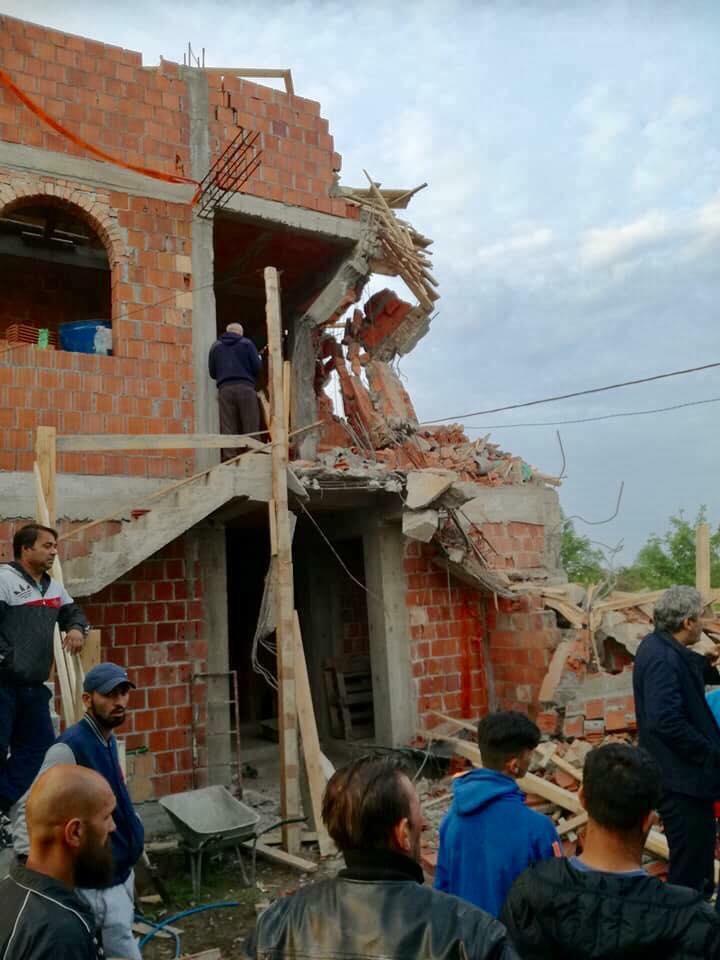 zemun2 - Sırplar Cami Yıkmaktan Vaz Geçmiyor