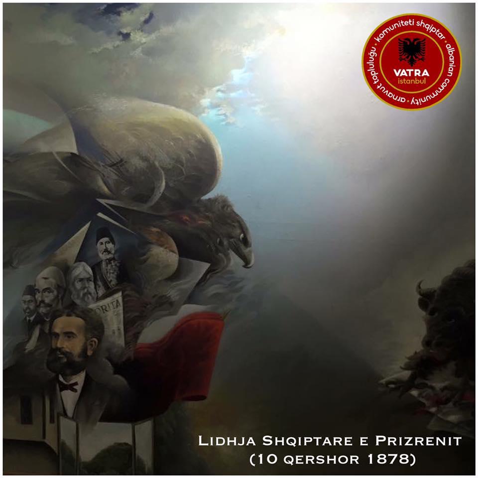 LIDHJA SHQIPTARE E PRIZRENIT (10 QERSHOR 1878)
