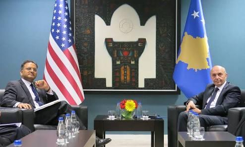 ABD Kosova Cumhuriyeti'ne 49 milyon usd yardımda bulunuyor.