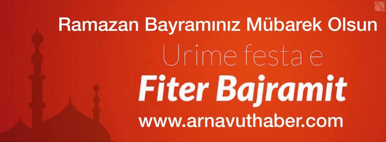 Urime festa e Fiter Bajramit