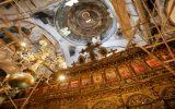 Gjirokastra'da kilise restorasyonu ve yol inşaatı