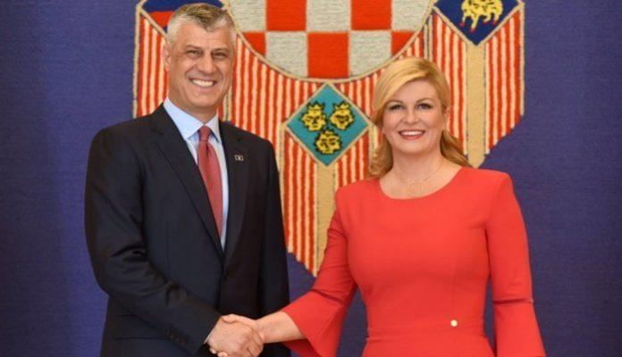 Thaçi; Kosova Kosova'dır, Sırbistan da Sırbistan