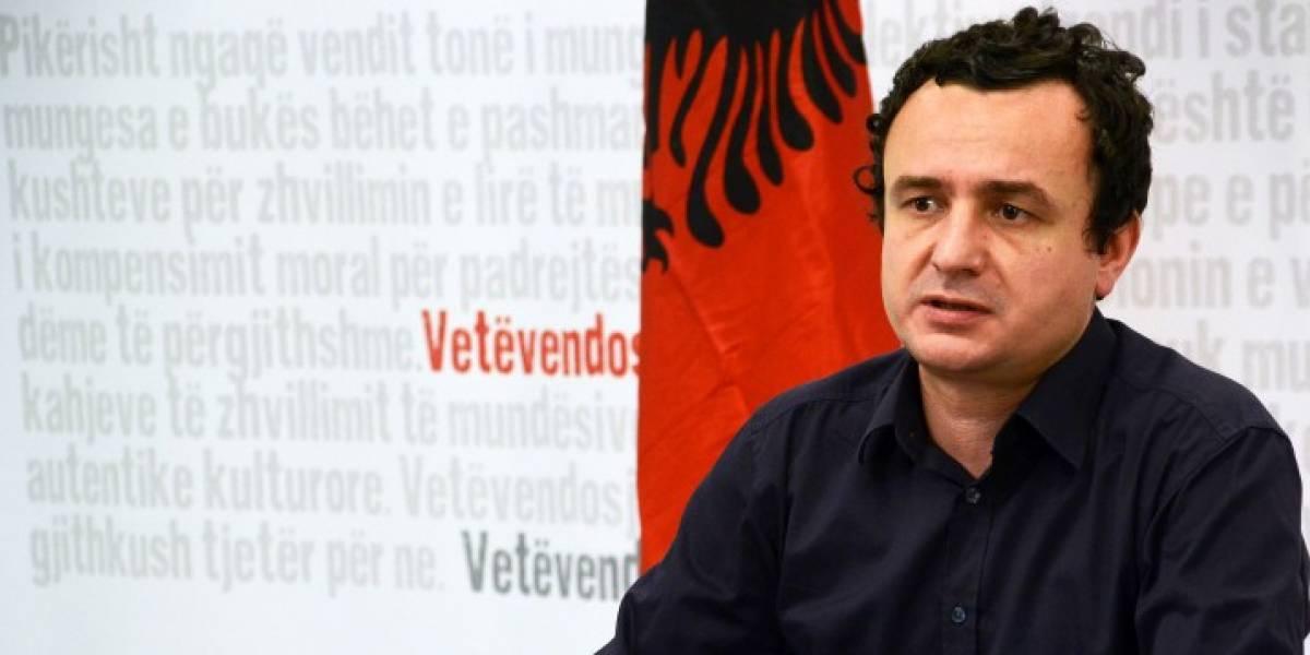 Kosova Seçimlerinde en yüksek tercihli oyu Albin Kurti aldı.