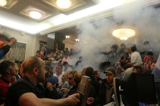 Makedonya'da nefret suçlarında artış
