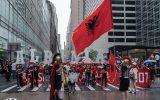 Newyork'ta Arnavut Günü Kutlamaları