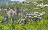 Osumi Kanyonu seyir terasları açıldı