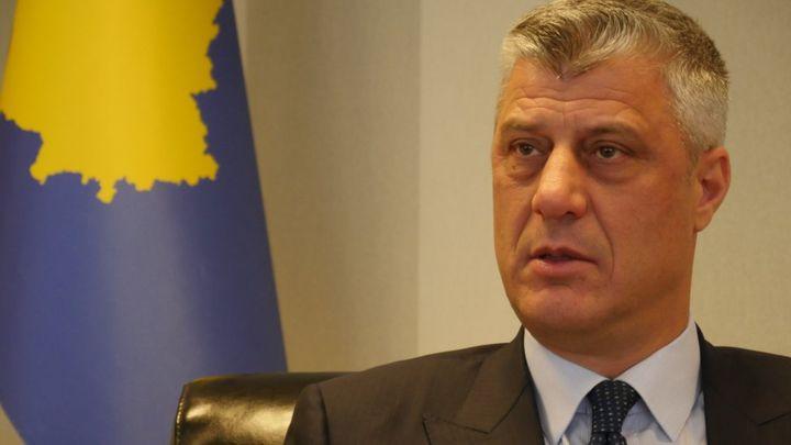 Taçi: Rusya Sırbistan'ın Kosova'yı tanımasını yardımcı olabilir