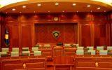 Seçim sonrası Kosova Meclisi açıldı.