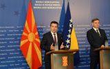 Makedonya Başbakanı Zaev Bosna Hersek'i Ziyaret Etti