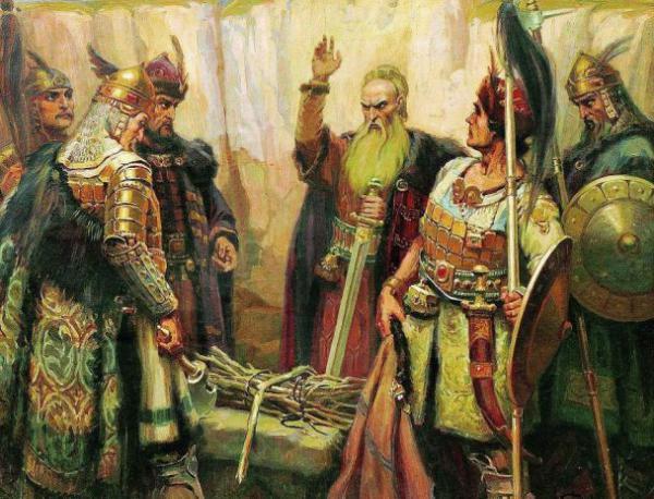 Bulgarlar, Büyük Bulgar Kurultayı Topluyor