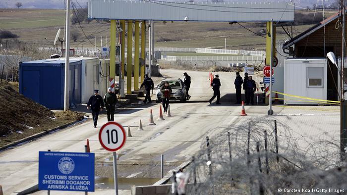 Kosova'ya yasadışı giriş yapan Rus ve Sırplar tutuklandı.