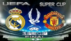 Real Madrid ve Manchester United, Üsküp'te