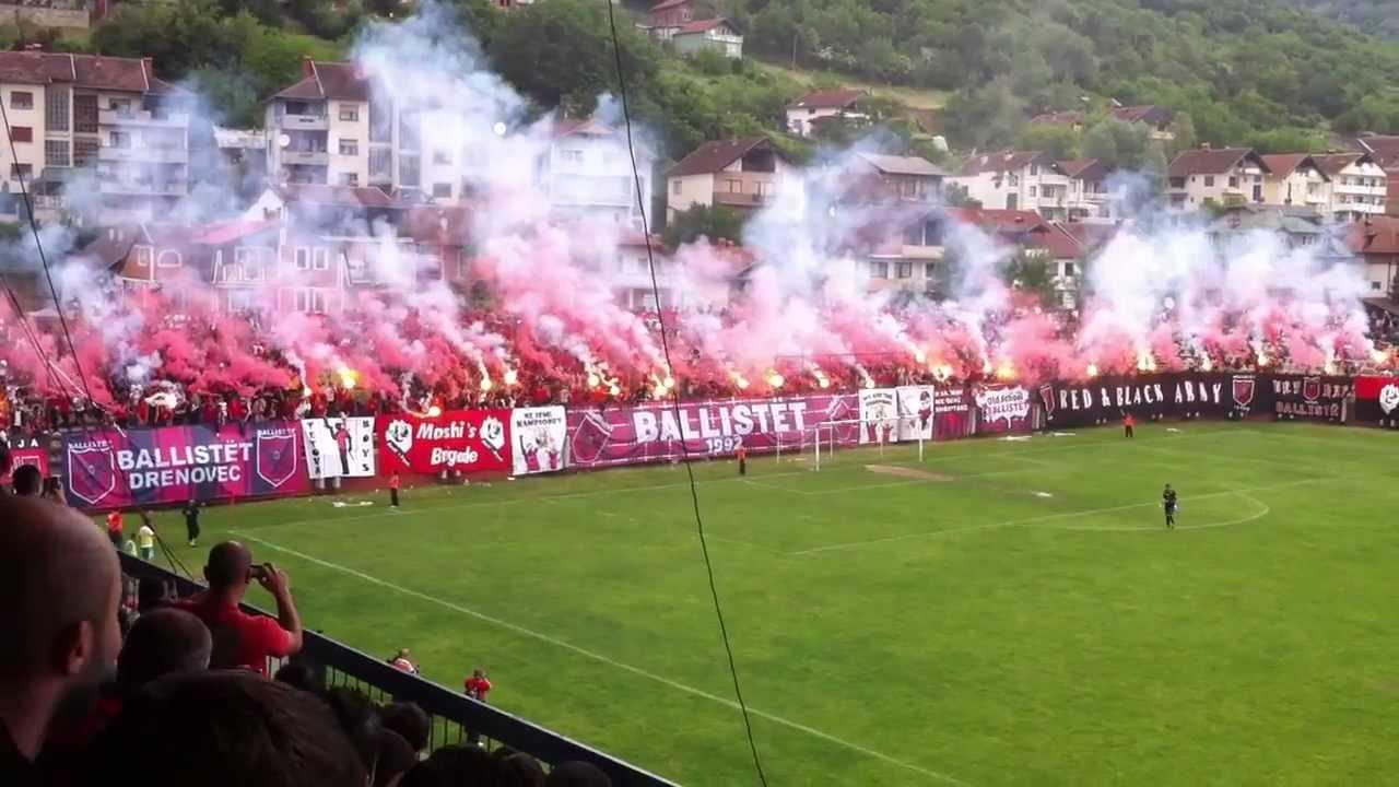 Shkendija Milan'a meydan okuyor.