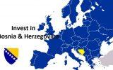 Yabancılar Bosna Hersek'e 2016'da 275 milyon € yatırım yaptı