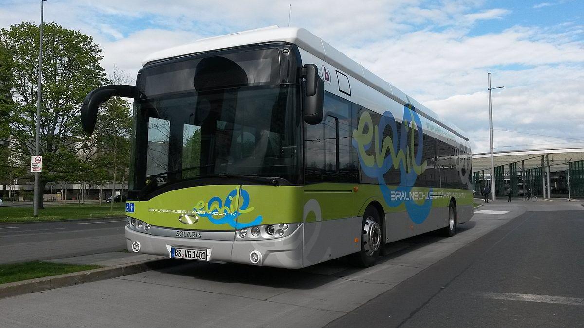 Tiran'da Toplu Ulaşım Elektrikli Otobüslerle Olacak