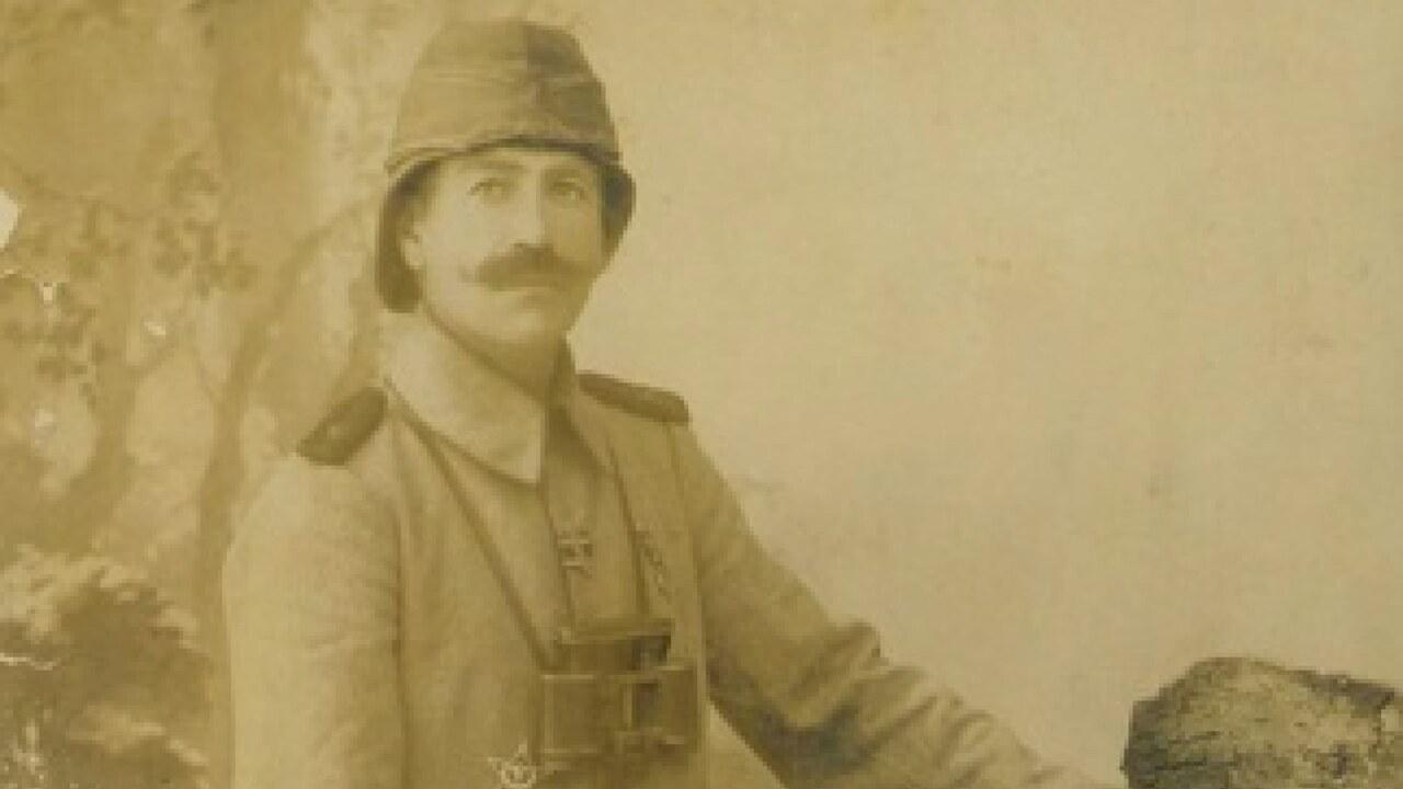 Vaktinde tepeyi alamadığı için intihar eden Arnavut Komutan
