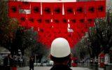 Arnavutlar 28 Kasım Bayrak Günü'nü Kutladı