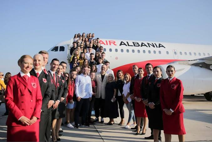 Air Albania seferleri yakında başlıyor.
