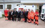TİKA'dan Arnavutluğa Ambulans Desteği