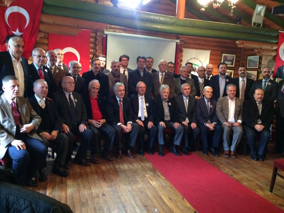 Rumeli Türkleri Vakfından Kınama