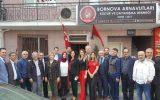 Bornova Arnavutları Derneğinden Kınama Mesajı