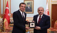Albin Kurti Ankara Ziyaretini Tamamladı