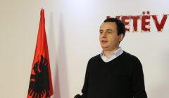 Albin Kurti Ankara'da