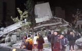 Arnavutluk Depreminin Bilançosu Ortaya Çıktı