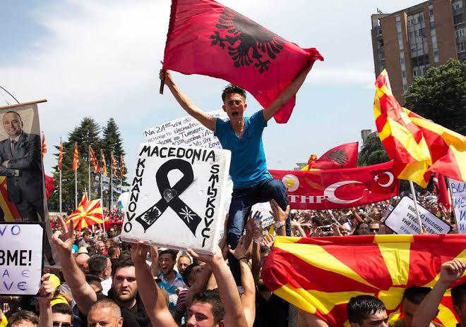 Kuzey Makedonya Genel Seçimi Sonuçlandı