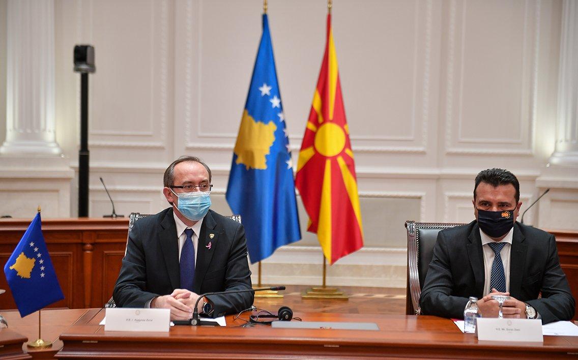 Kosova ve Kuzey Makedonya arasında önemli anlaşma.