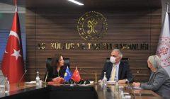 Türkiye ile Kosova Sinemada işbirliği yapacak.