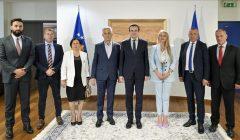 Sancak ve Preşeva Milletvekillerinden Kosova'ya Destek