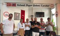 İlnisa Agolli İstanbul Arnavutlarını anlatan belgesel çekiyor.