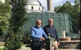 Yalçın Topçu'ya Arnavutça Çanakkale Türkülü Karşılama