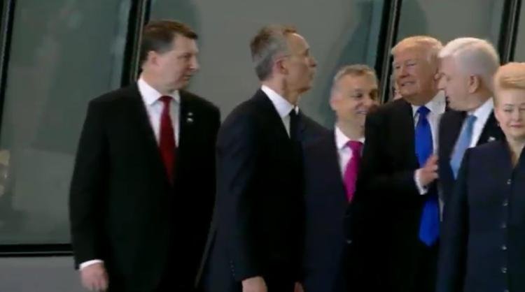 Trump'tan Karadağ Başbakanına Büyük Ayıp