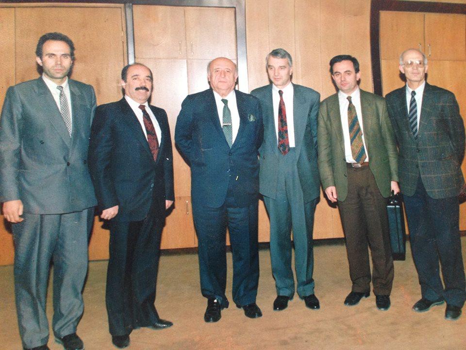 9. Cumhurbaşkanı Süleyman DEMİREL'in Vefat Yıldönümü.