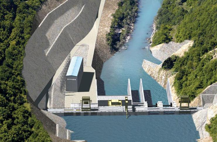 Çin'liler Bosna'da HES inşaa edecek.