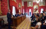 Thaçi İtalya'daki Arbresh Arnavutlarını ziyaret etti.