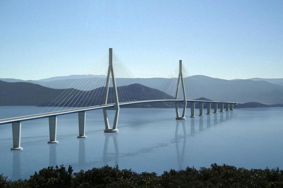 AB'den Hırvatistan Pelyesats Köprüsü için finansman