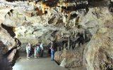Kosova'da doğa harikası Gadime mağarası.